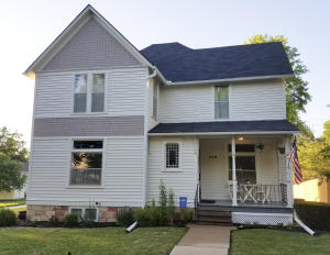 419 W 2ND ST, Maryville, MO 64468