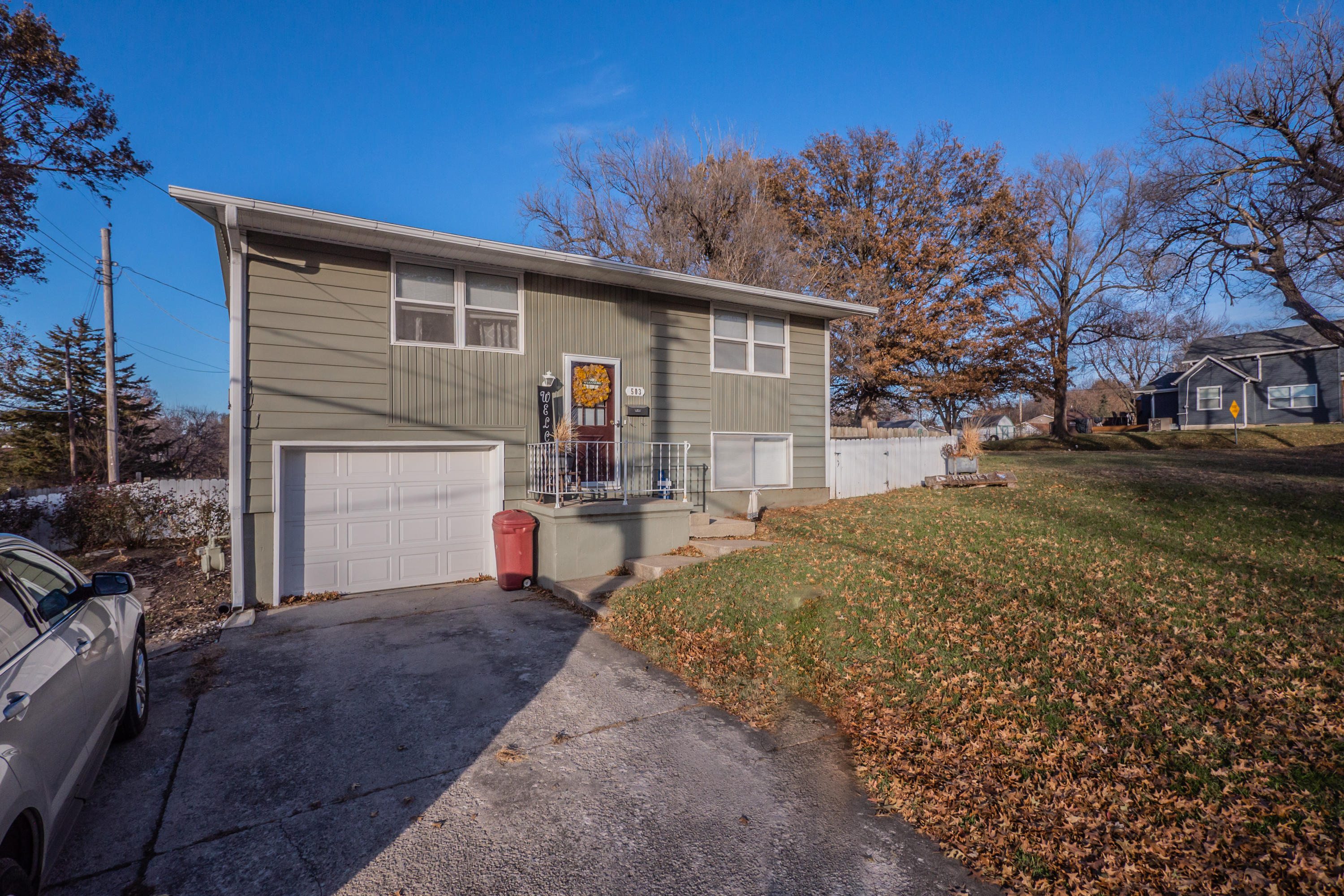 503 W HALSEY ST, Maryville, Missouri 64468, 3 Bedrooms Bedrooms, ,2 BathroomsBathrooms,Residential,HALSEY,4585
