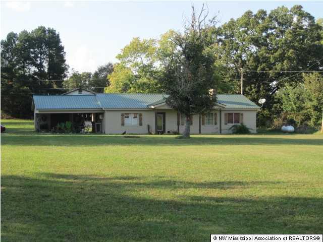 1512 Highway, Marshall, Mississippi 38642, ,Land,For Sale,280323