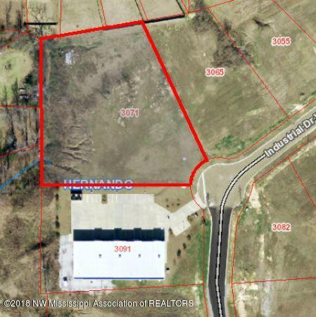 3071 Industrial Drive, DeSoto, Mississippi 38632, ,Commercial,For Sale,Industrial,319730