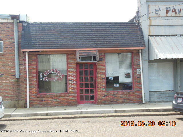 107 Center Street, Tate, Mississippi 38668, ,Commercial,For Sale,Center,322894