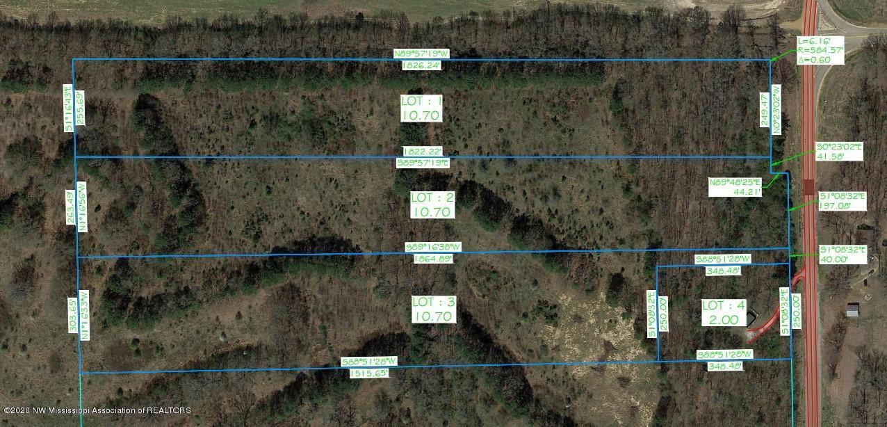 2 Tulane Road, DeSoto, Mississippi 38632, ,Land,For Sale,Tulane Road,327081