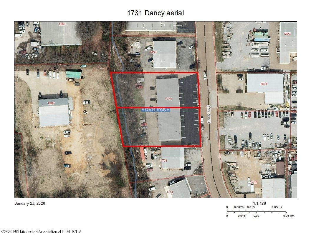 1731 Dancy Boulevard, DeSoto, Mississippi 38637, ,Commercial,For Sale,Dancy,327310