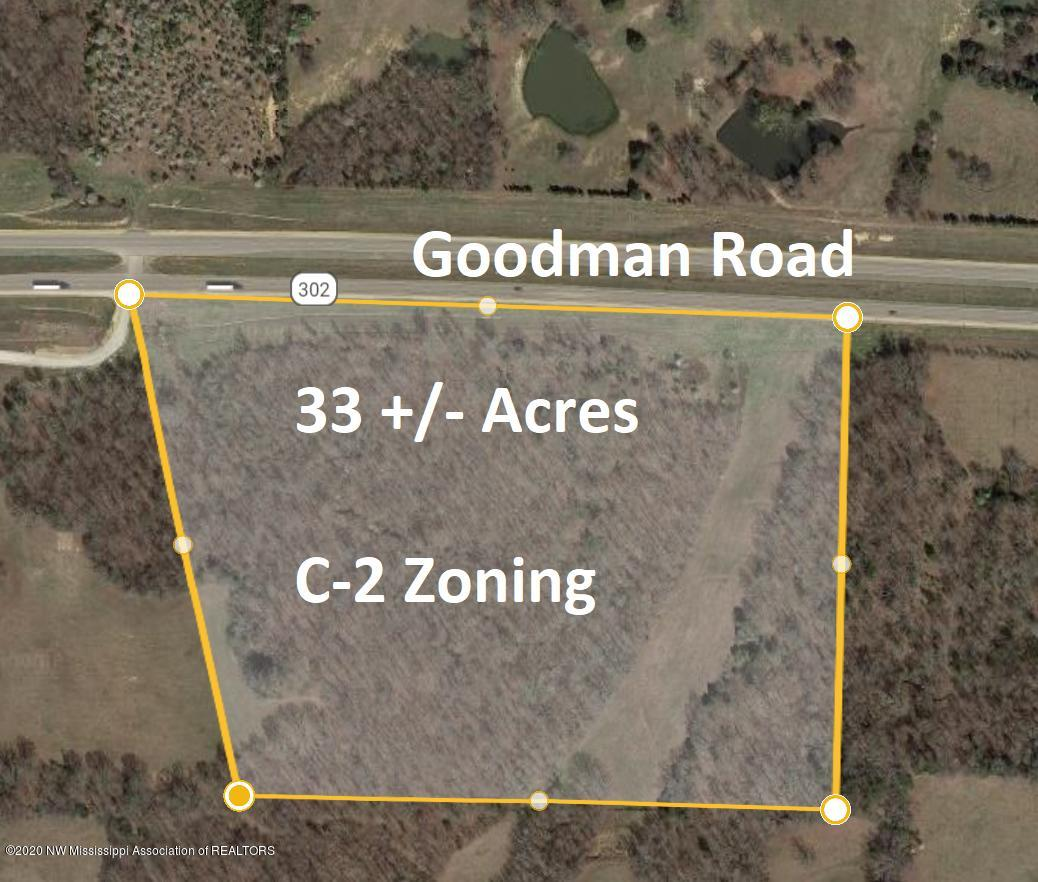 0 Goodman Road, Marshall, Mississippi 38611, ,Commercial,For Sale,Goodman,332962