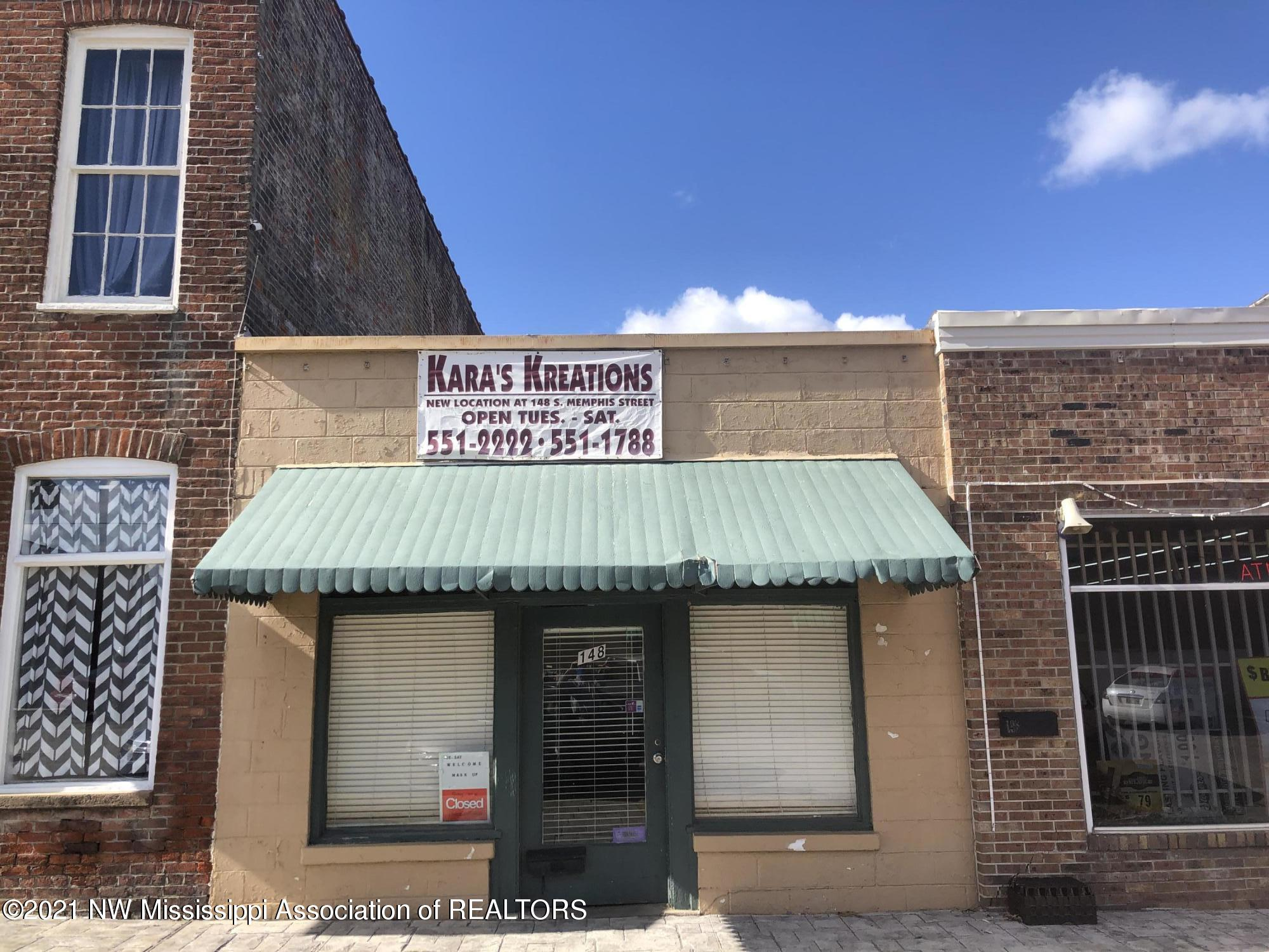 145 Memphis Street, Marshall, Mississippi 38635, ,Commercial,For Sale,Memphis,333446