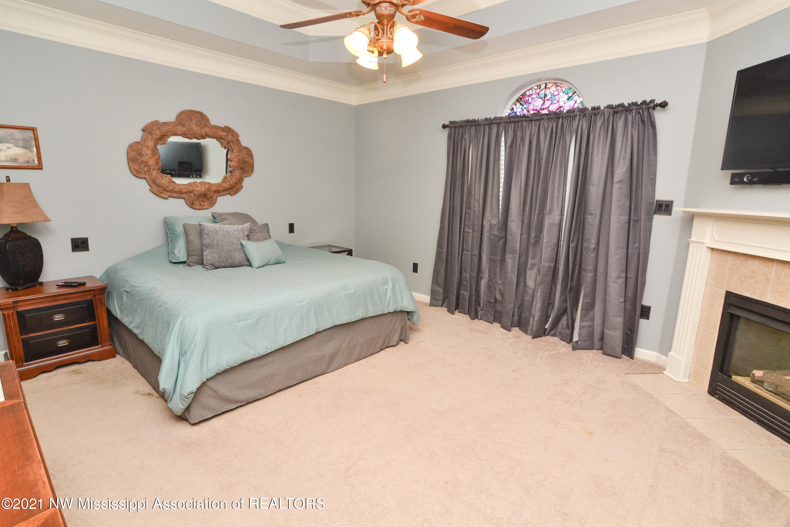 Master Suite Downstairs