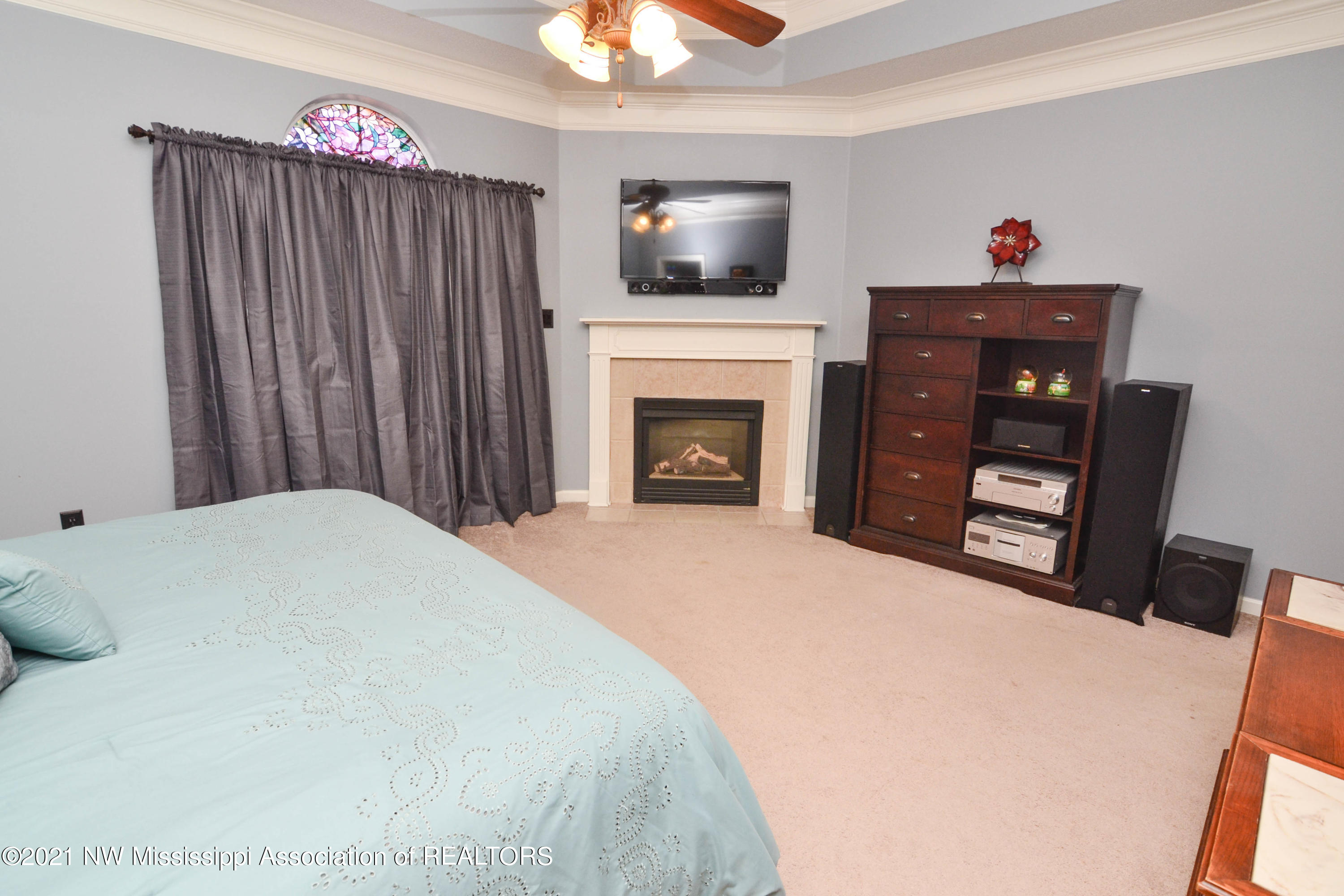 2nd FP in Master Suite