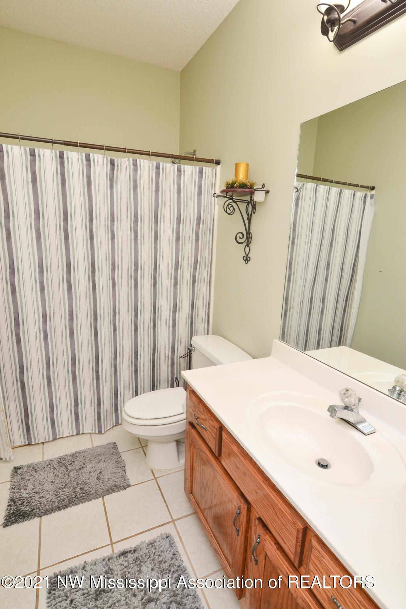 Additional Full Bath Downstairs