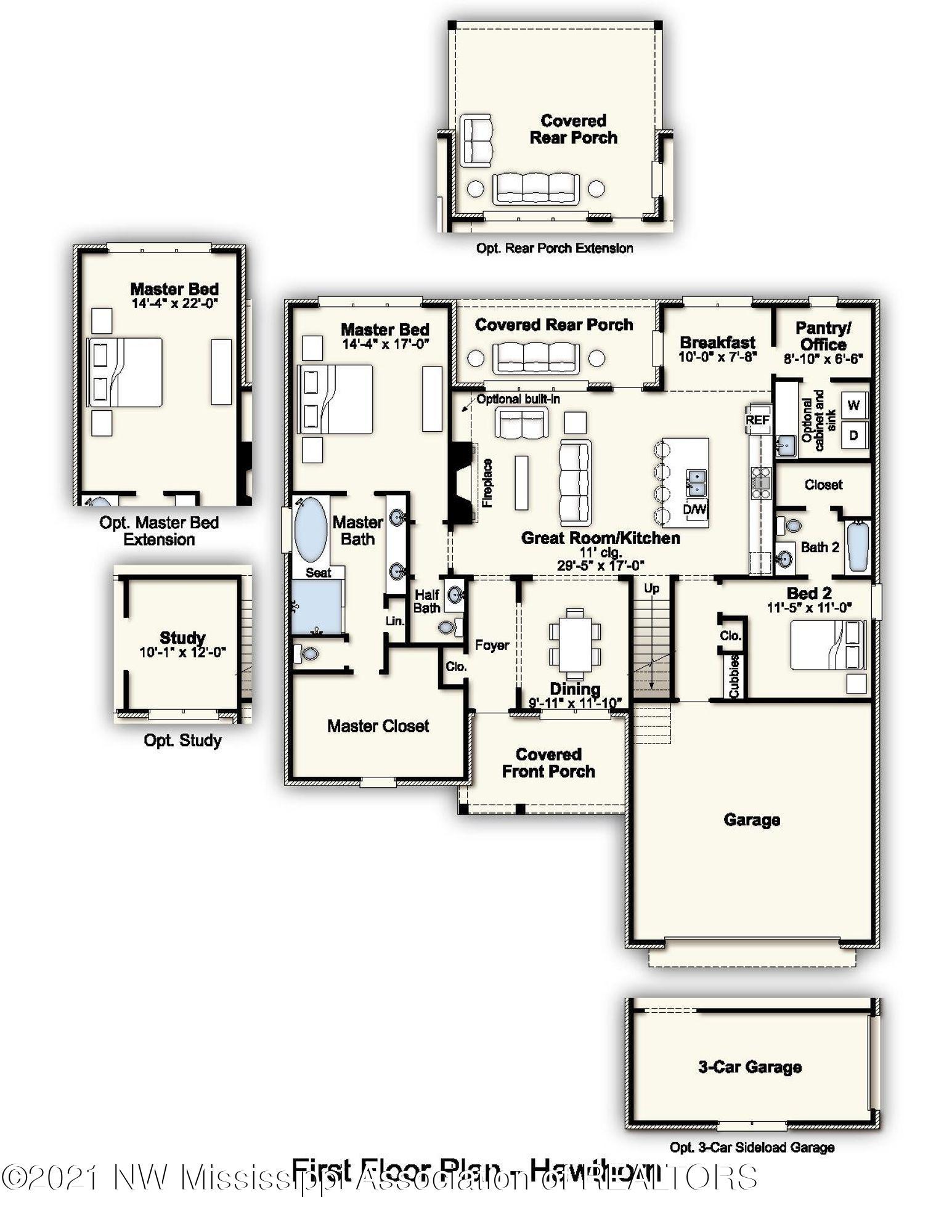 Hawthorne 1st Floor