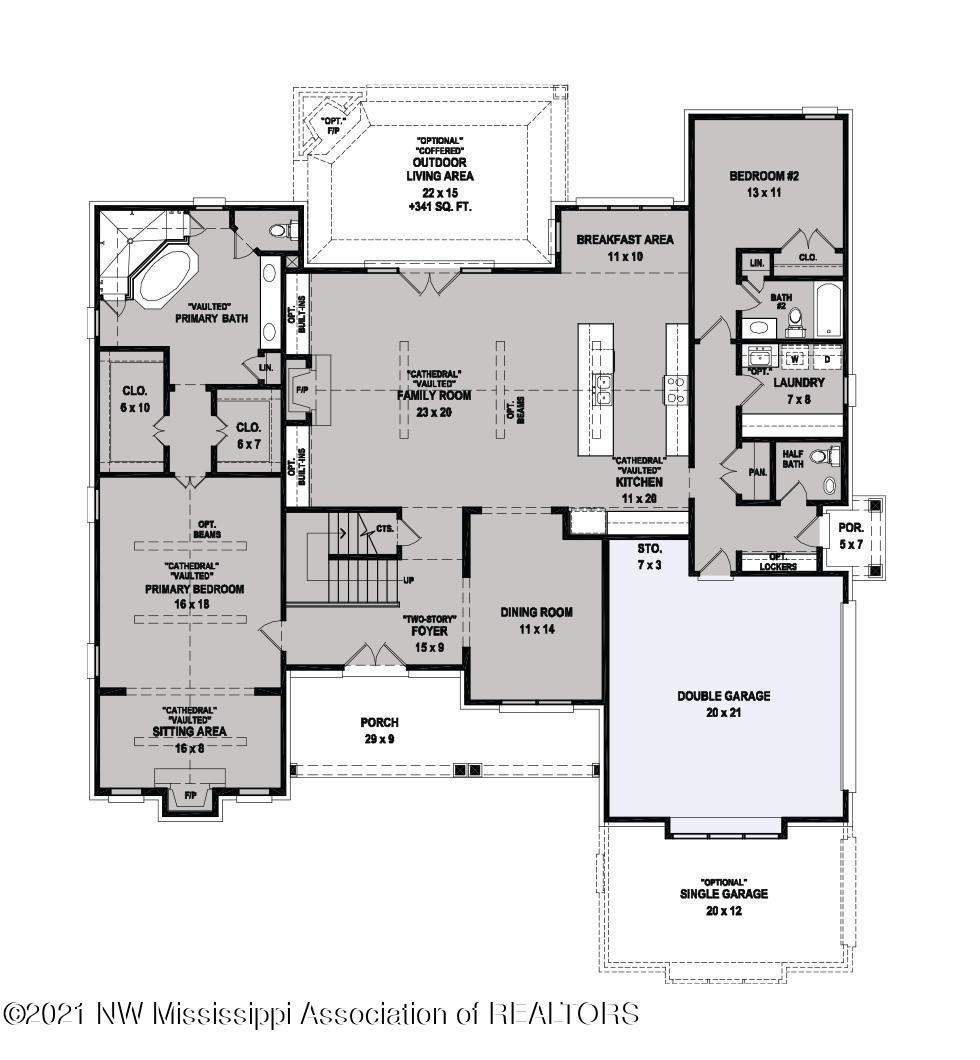 Rowan First Floor