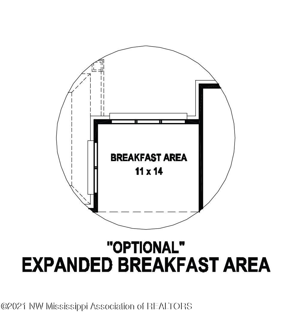 Rowan Expanded Breakfast Area