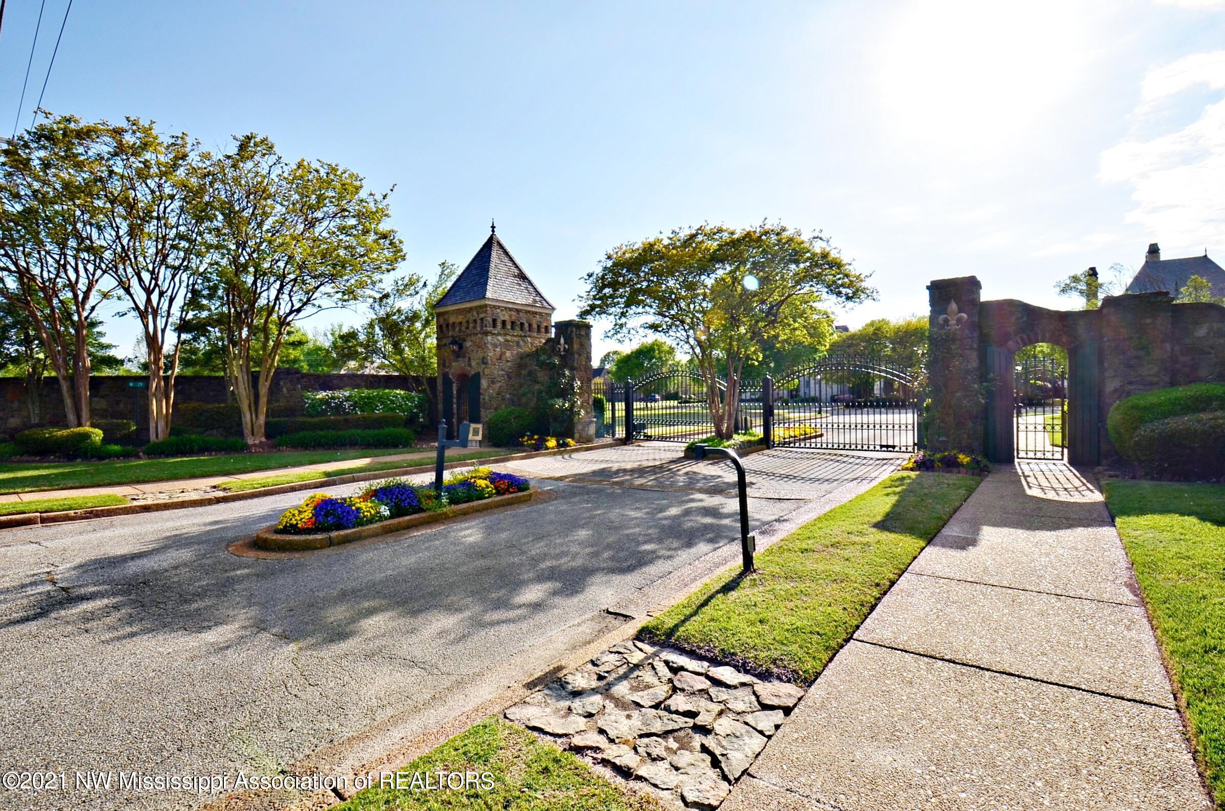 Gated entrance2