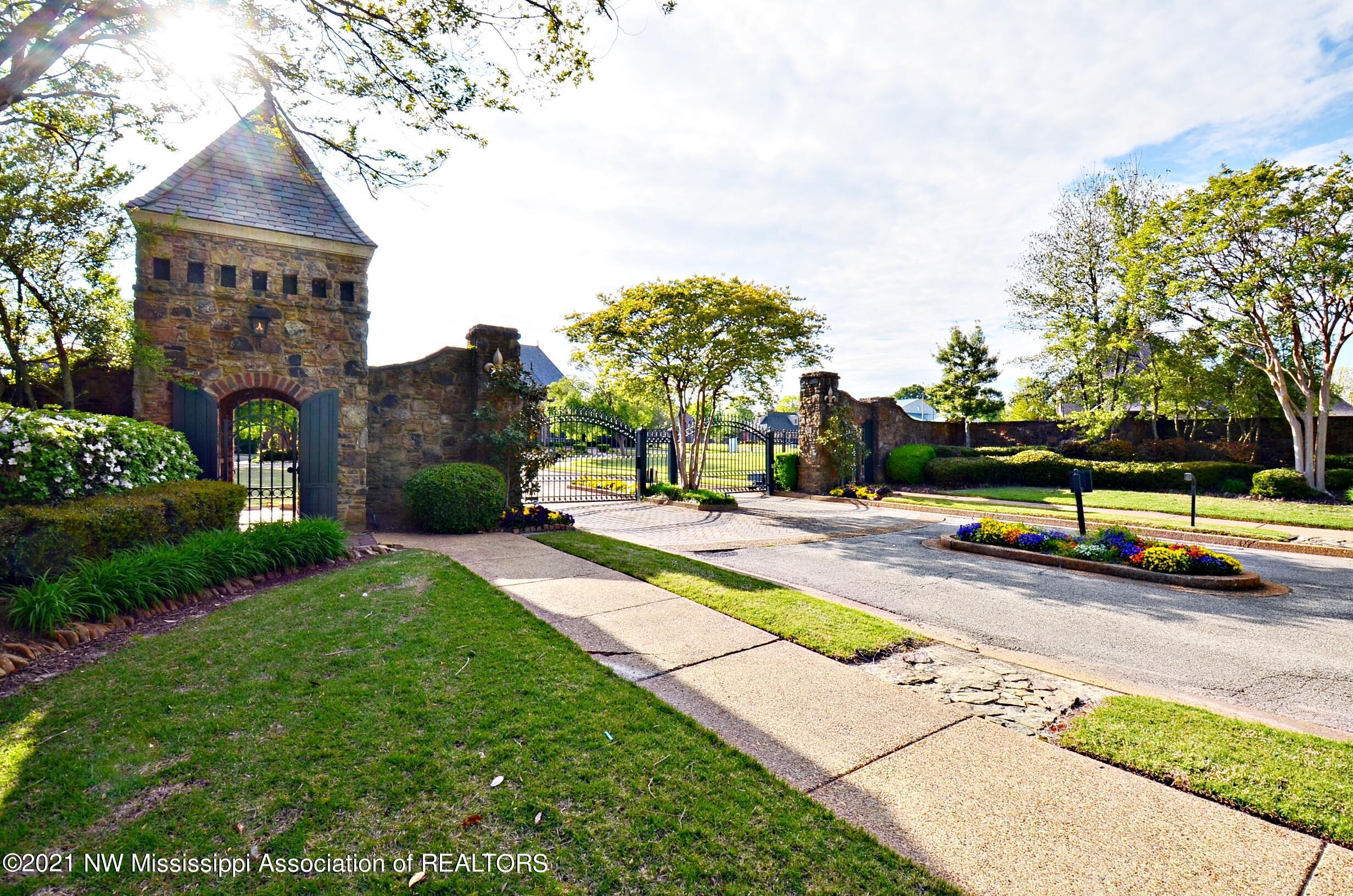 Gated entrance1