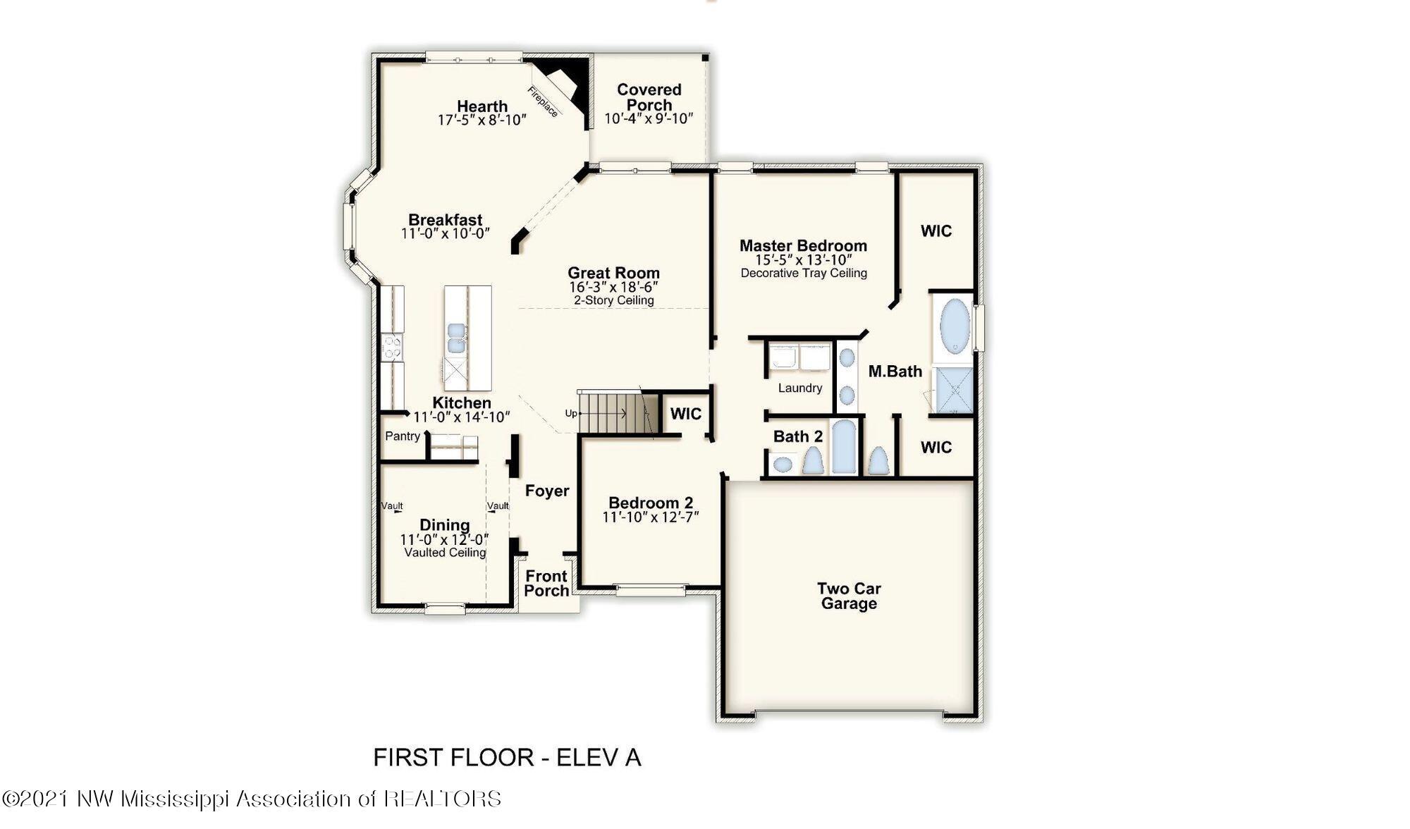 Chesapeake First Floor