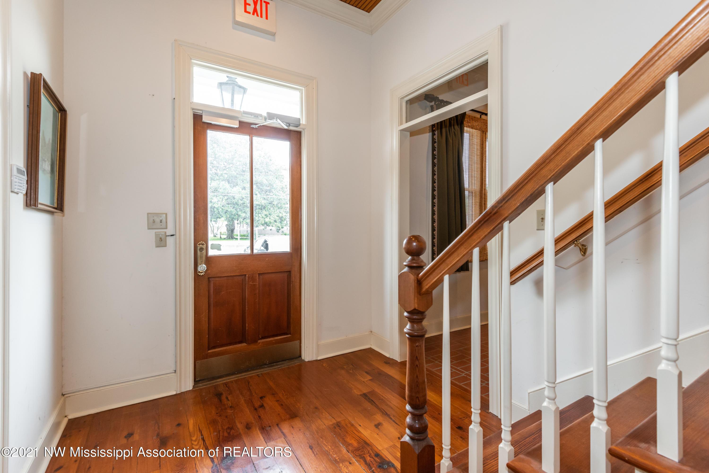 2nd Exterior Door