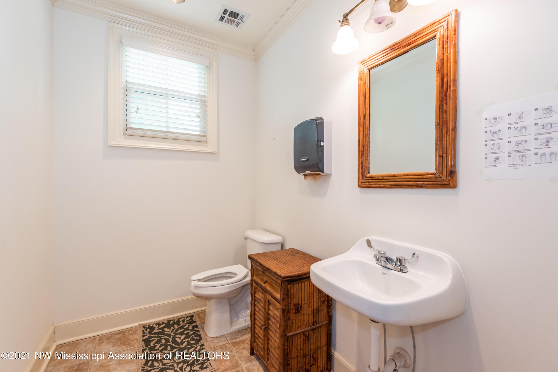 2nd Downstairs restroom