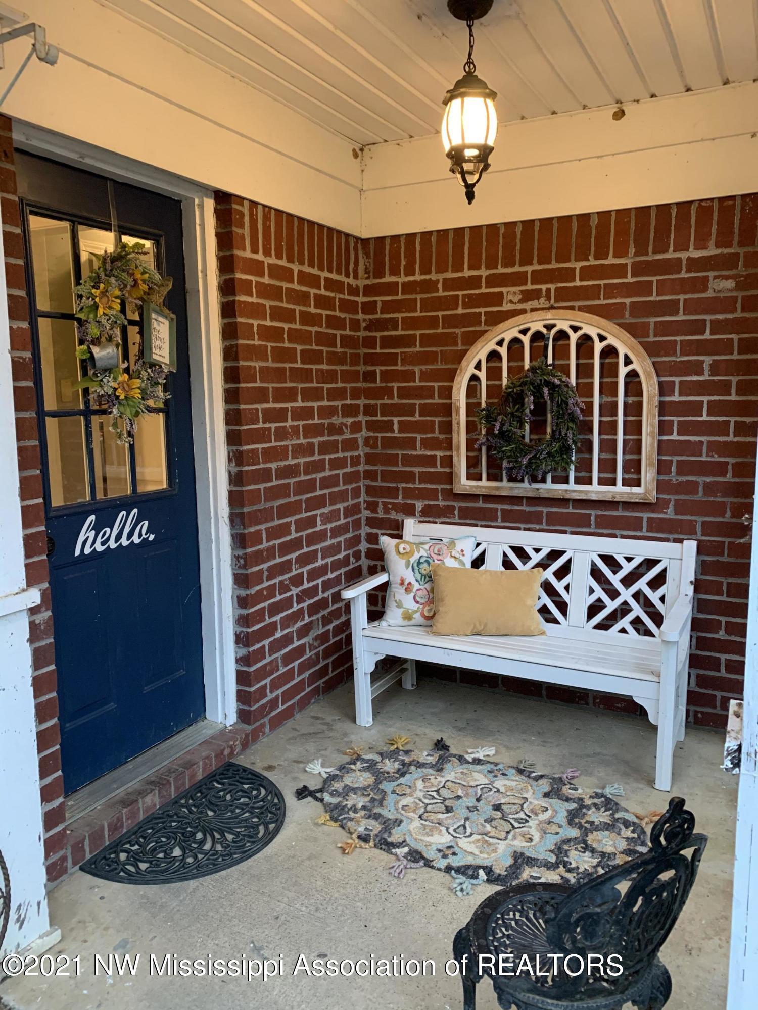 Kitchen Porch
