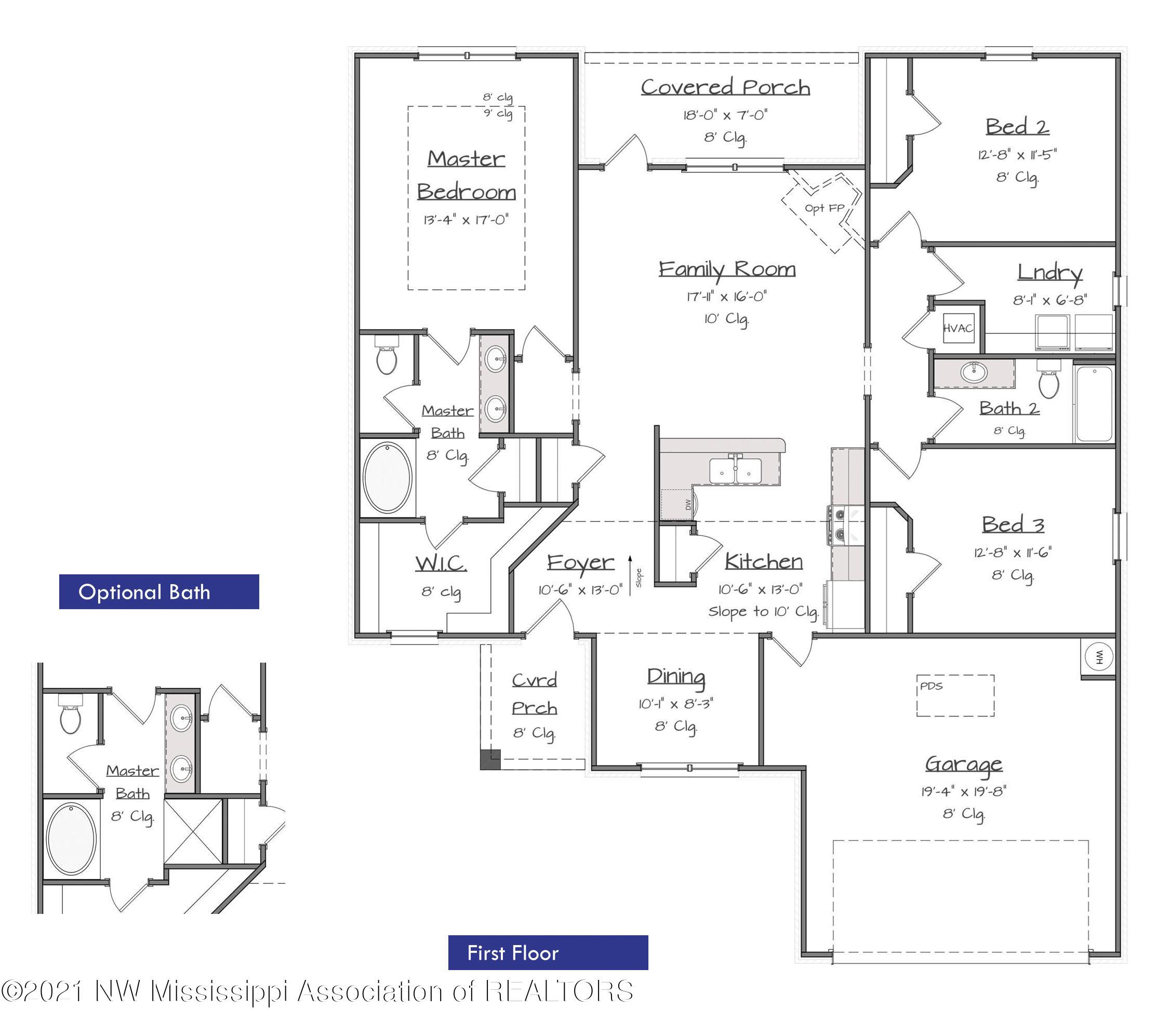 1700 Floorplan