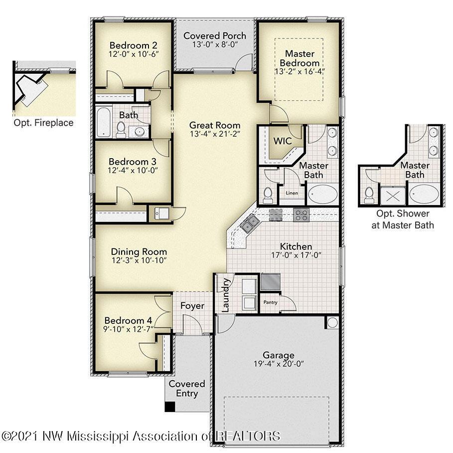 1820 color floorplan