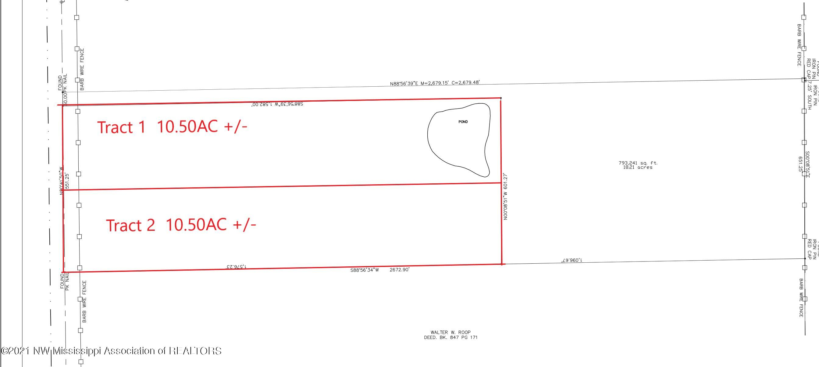 Getwell Rd. Tract 1 & 2