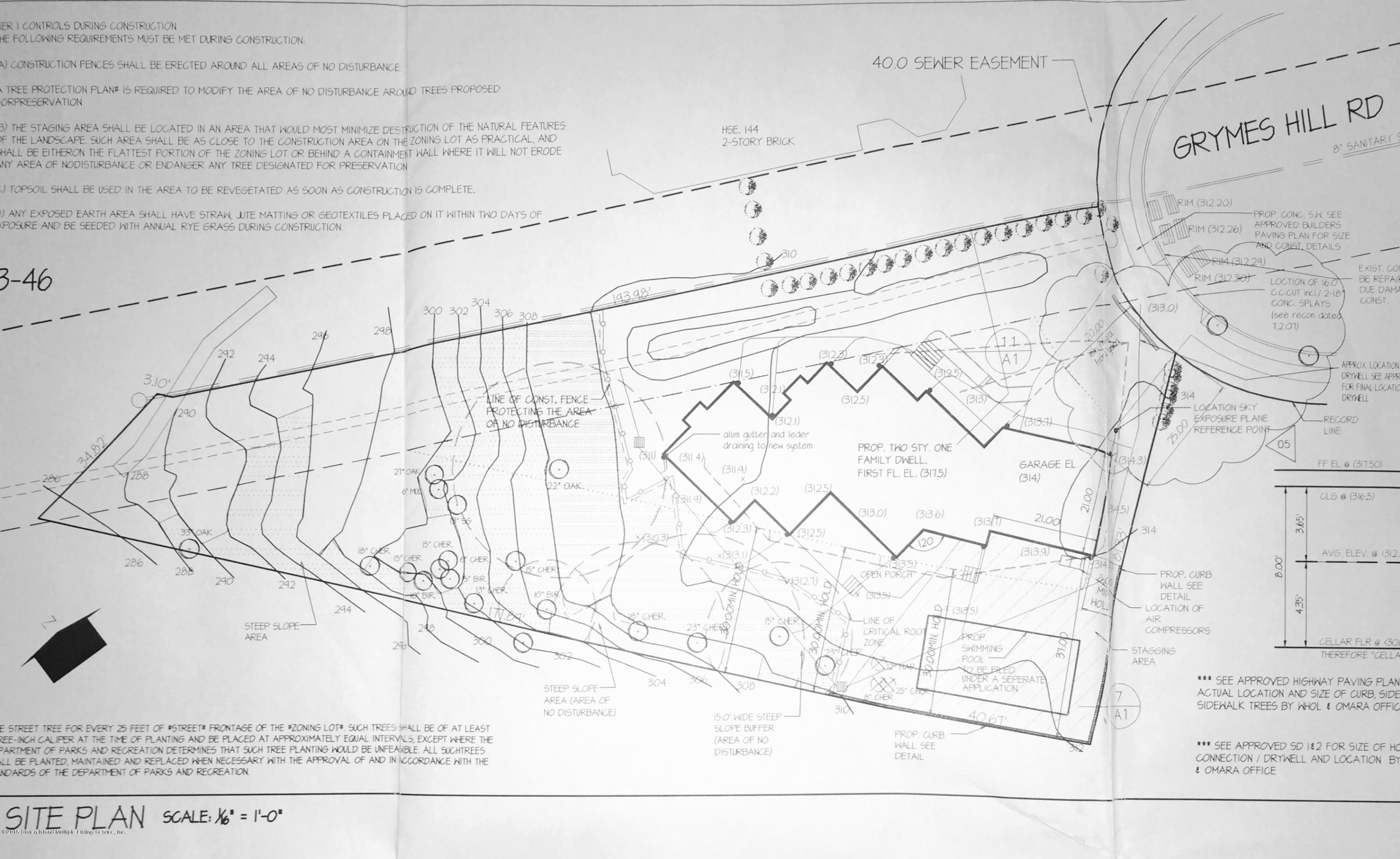 Land/Lots 138 Grymes Hill Road   Staten Island, NY 10301, MLS-1097625-3