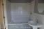 Full Jacuzzi Bath Tub off Master Bedroom