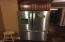 Kitchen area - plenty of cabinets