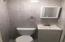 Half Bath (First Floor)
