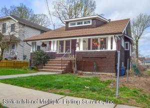 110 Perry Avenue, Staten Island, NY 10314