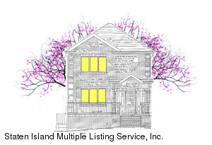 Beautiful 6 over 6 New Construction Two Family w/det/garage.