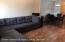 First floor living room