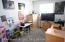 3rd Bedroom(Hardwood Floors Under Carpeting)