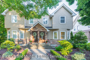 Gorgeous 2 family detached colonial