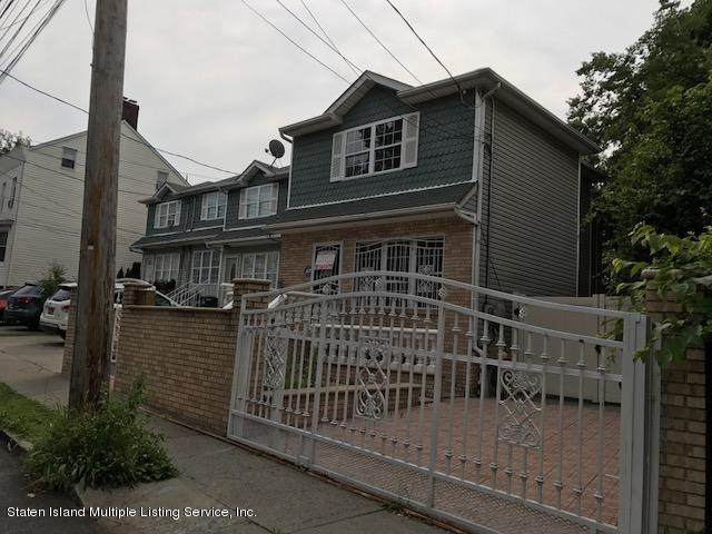 Single Family - Attached 314 Van Duzer St   Staten Island, NY 10304, MLS-1112599-2