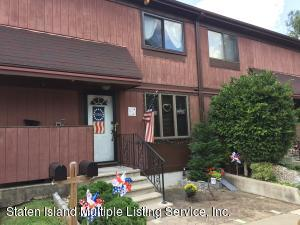 Spacious 18 foot wide town house with 3 levels.