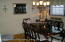 L-Shaped Living & Dining Room