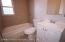 Brand New Full Bath on Second Floor!