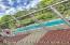 Inground Community pool with BBQ/Pinic area/bathroom