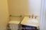 Half-bath, main level. Bathroom 1 of 3