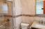 Large 3/4 bath completely renovated. Bathroom 3of 3