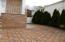 Custom Pavers around the entire Parameter of the Home
