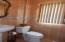 Fully Tiled Half Bath
