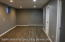 finished basement with separate heating system