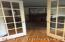French door leading to Formal Living Room
