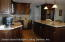 Beautifully renovated kitchen with granite counters