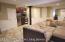 Basement: Breakfast area, family room 1 of 2, Door to yard, 3/4 bath