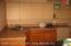 Kitchen/Lower Level w/Walkout