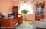Hardwood Floors in the Living Room/Dining Room Combo