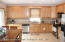Upgraded Granite Kitchen with Extra Long Cabinets and Radiant Heat
