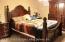 Spacious Queen Size Apartment Bedroom